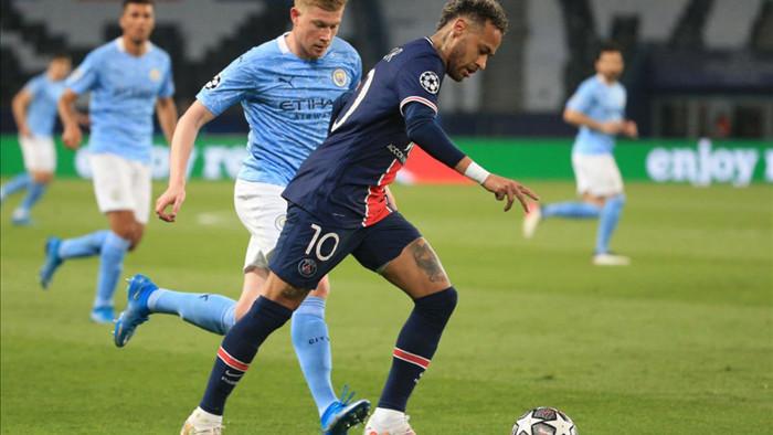 Neymar tuyên chiến Man City: 'PSG sẽ lấy vé chung kết'