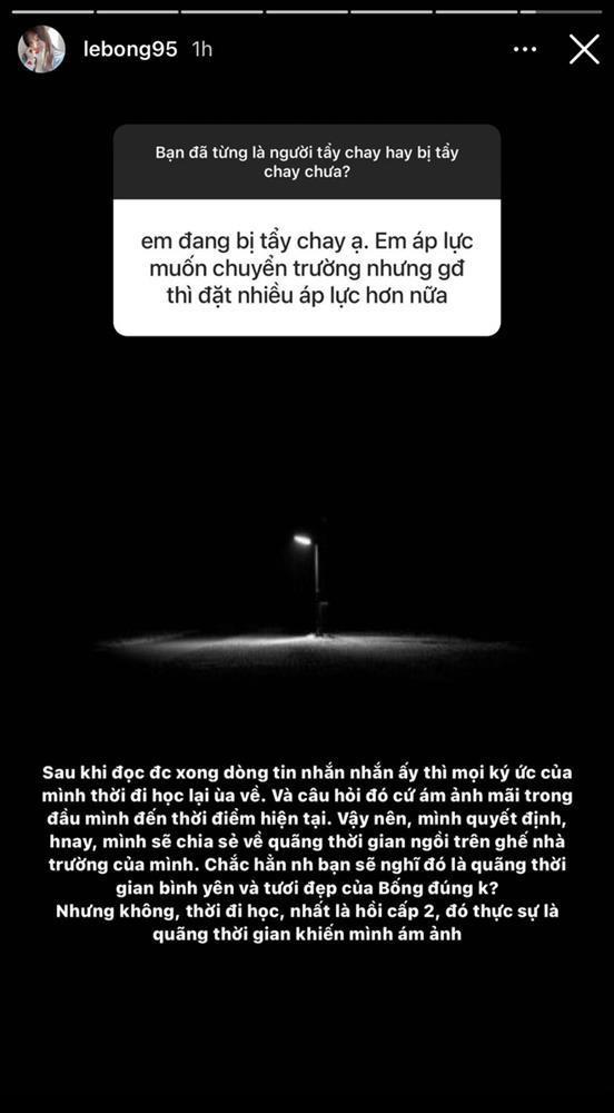 Hot Tiktok 4,3 triệu follow Lê Bống từng rạch tay tự tử vì bị bắt nạt-2