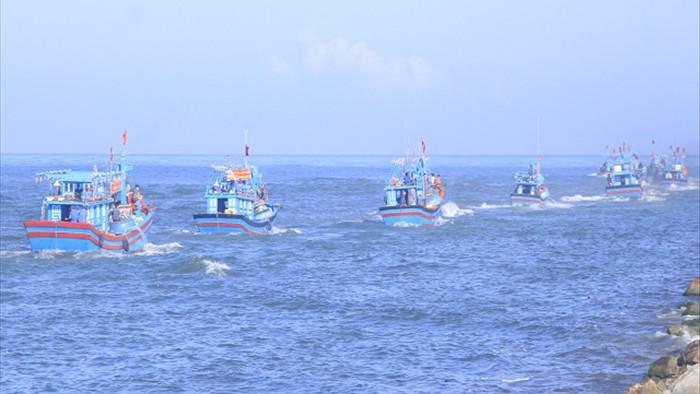 Làng biển thu 1.000 tỷ đồng mỗi năm nhờ đi săn loài cá khủng - 4