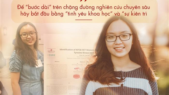 Cô gái 9X xuất sắc giành 9 học bổng tiến sĩ - 2