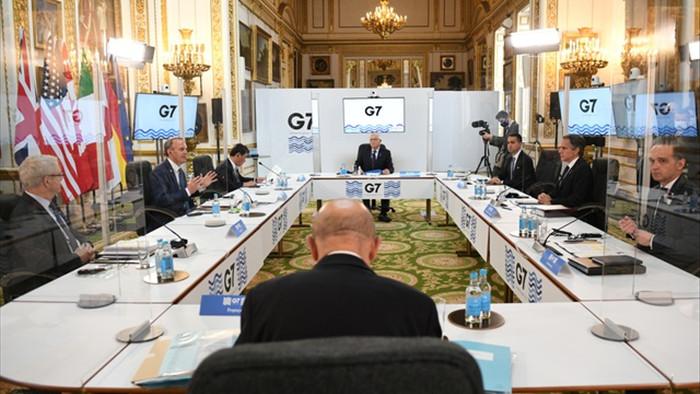 Hội nghị G7 hỗn loạn vì 2 đại biểu Ấn Độ mắc Covid-19 - 2