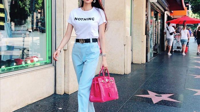 Nhan sắc tuổi 30 của Hoa hậu Phạm Hương