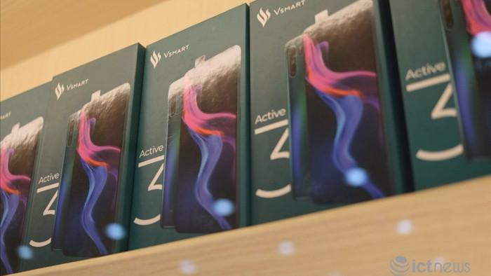 Hành trình 3 năm của điện thoại Vsmart có gì đặc biệt?