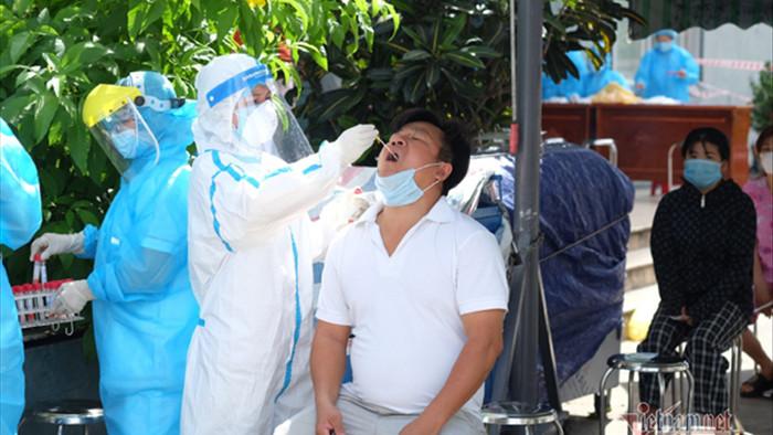 Virus nCoV chủng mới tại Việt Nam, 1-2 ngày đã lây lan mạnh