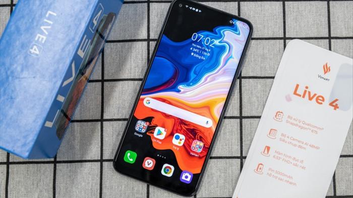 Nhìn lại 5 mẫu smartphone đã giúp VinSmart ghi dấu ấn ở thị trường Việt Nam - 3