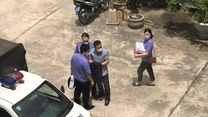 Khởi tố 3 cán bộ, chiến sĩ Công an quận Đồ Sơn - 1