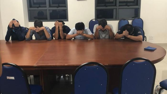 Xử lý nghiêm vụ Phó ban chỉ huy quân sự phường ở Sài Gòn tham gia đánh bạc - Ảnh 1.
