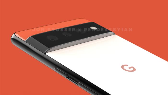 Google Pixel 6 và Pixel 6 Pro lộ diện với thiết kế hoàn toàn mới - Ảnh 4.