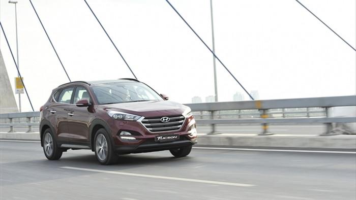 Triệu hồi hơn 23.000 xe Hyundai Tucson tại Việt Nam - 1