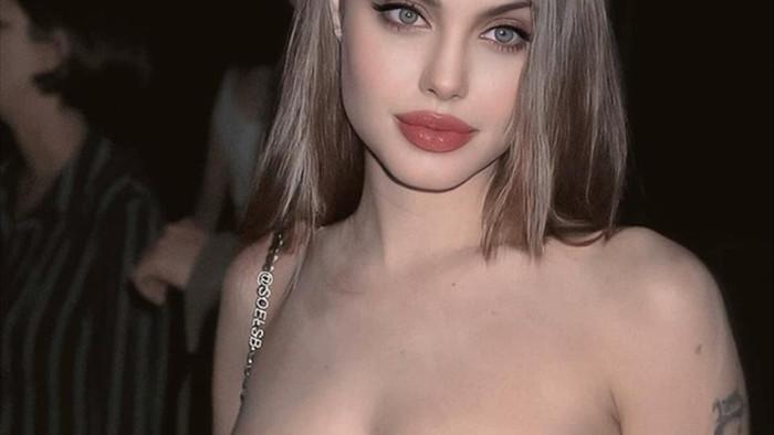 Lịch sử tình ái nổi tiếng của Angelina Jolie trước khi quyết định độc thân - 2