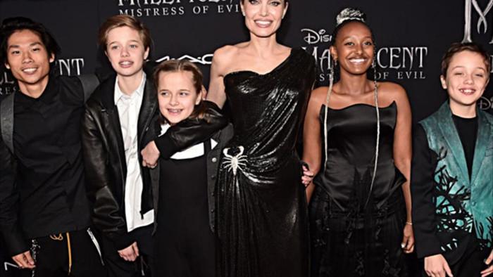 Lịch sử tình ái nổi tiếng của Angelina Jolie trước khi quyết định độc thân - 10