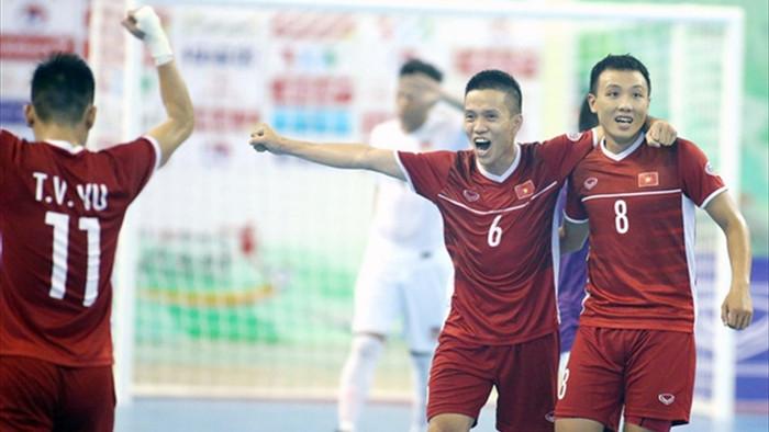 Tuyển Futsal Việt Nam đánh bại Iraq, sẵn sàng tranh vé dự World Cup - 1