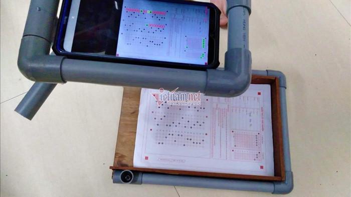 Sáng chế 100 nghìn đồng của học trò Hà Tĩnh giúp thầy cô đỡ vất vả