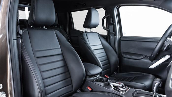Xe bán tải Mercedes-Benz X-Class độ 6 bánh hầm hố - 6
