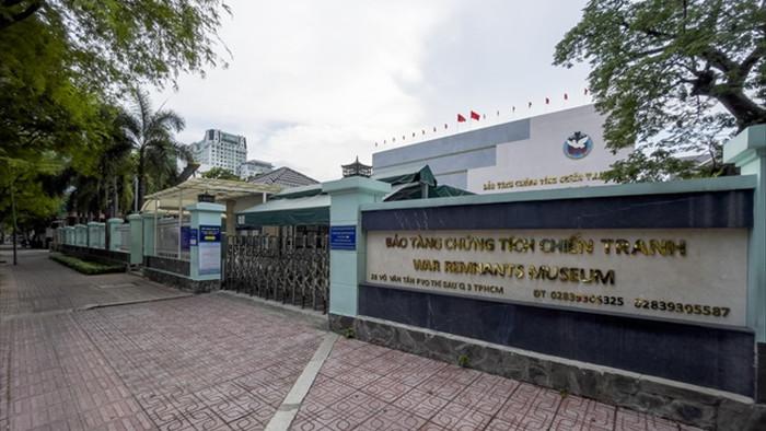 Loạt điểm thăm quan nổi tiếng TPHCM cửa đóng, then cài vì Covid-19 - 7