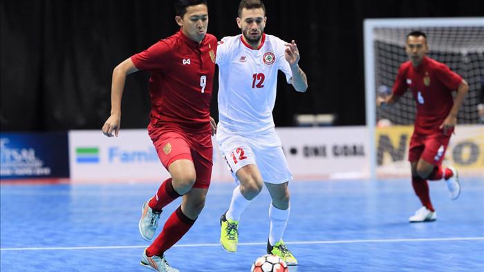 Đối thủ của Futsal Việt Nam, Lebanon có gì hay?
