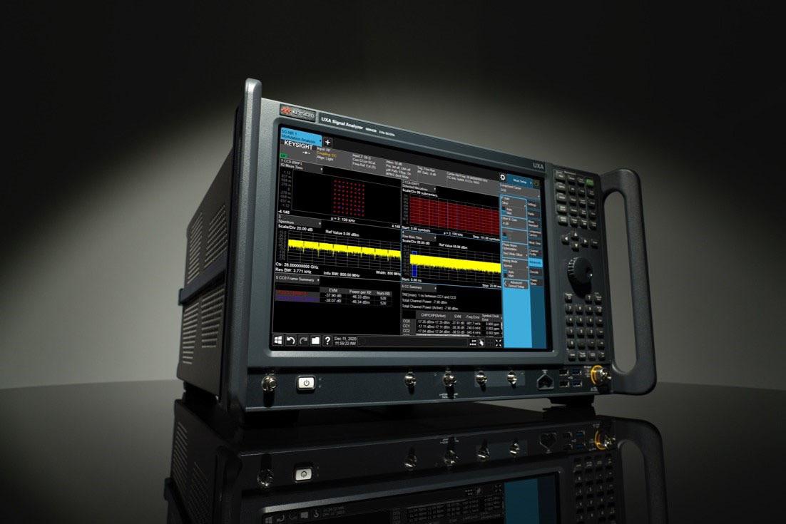 Giải pháp đo kiểm hiệu năng của sóng milimet cải tiến trong mạng 5G