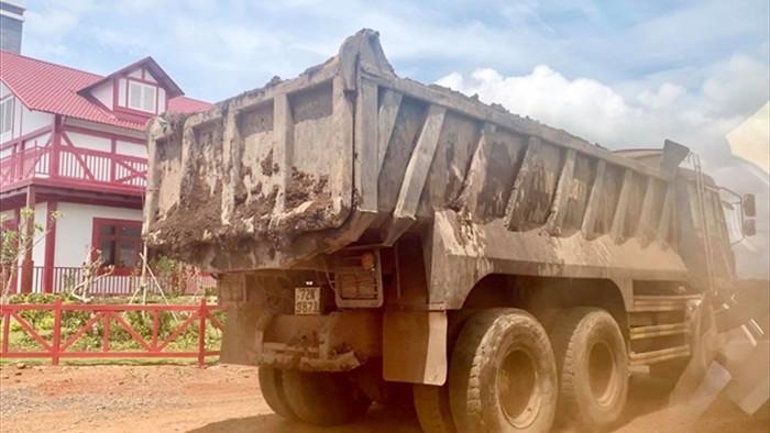 Không cần lập dự án, quả đồi 36ha ở Lâm Đồng bị xẻ thành 1.000 nền đất để bán - 9