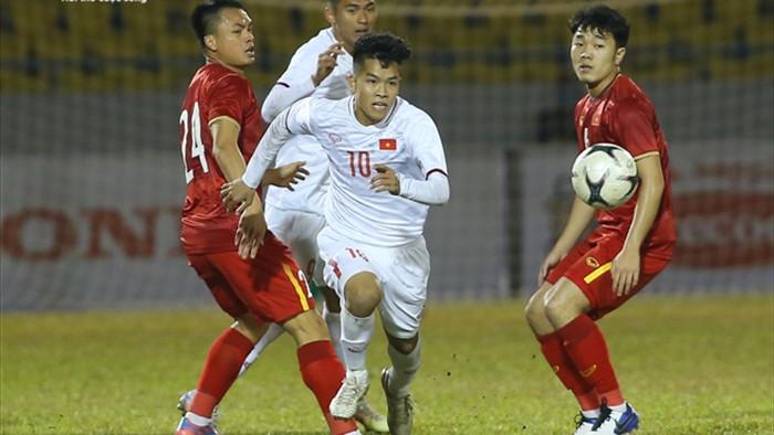 HLV Park Hang Seo loại 4 cầu thủ U22 Việt Nam - 1