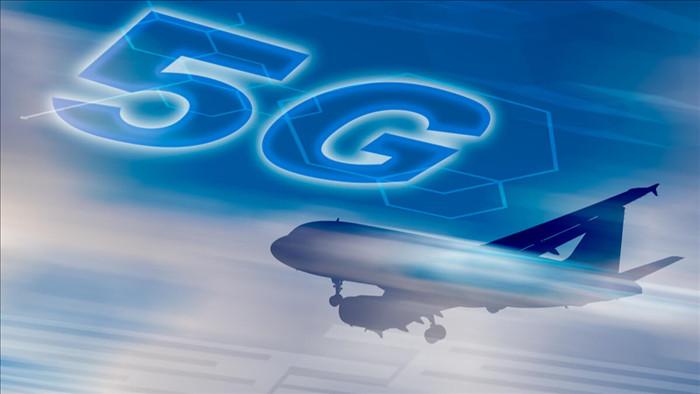Trung Quốc sắp cung cấp 5G trên máy bay đầu tiên