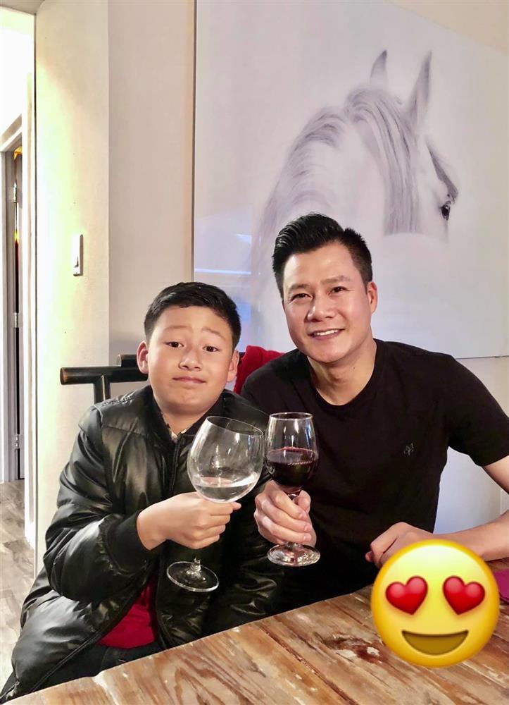 Hồng Nhung, Tăng Thanh Hà kinh ngạc ngoại hình con trai Quang Dũng-6