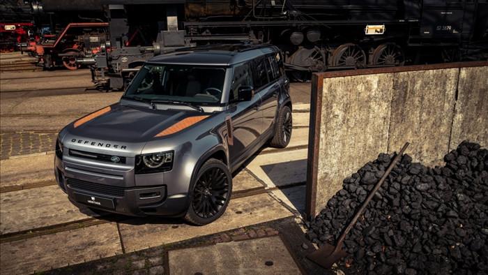 Land Rover Defender mới 'độ' cực độc - 1
