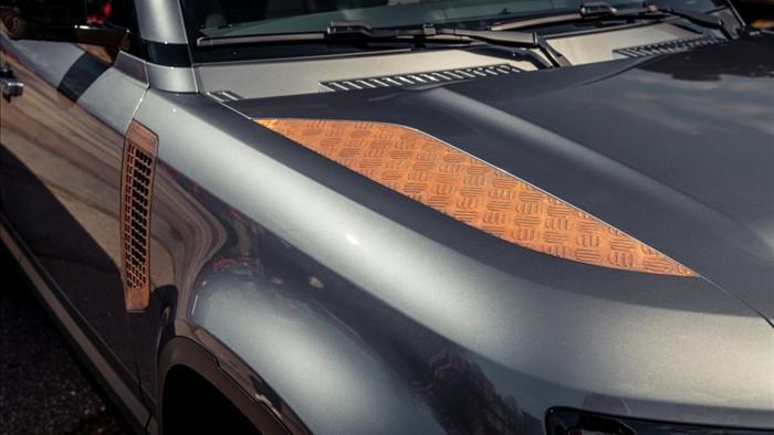 Land Rover Defender mới 'độ' cực độc - 4