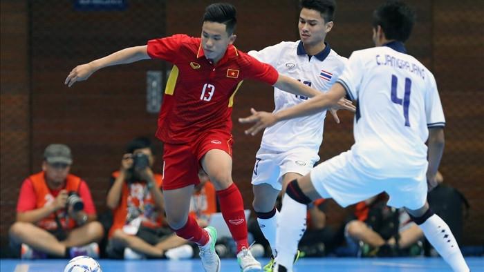 Nhận định Việt Nam vs Lebanon: Vượt ải khó, mở cánh cửa tới World Cup Futsal  - 1