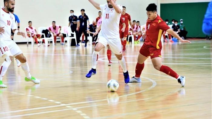 Hòa Lebanon, tuyển Việt Nam còn nguyên cơ hội dự World Cup futsal - 2