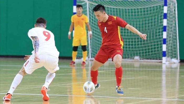 Hòa Lebanon, tuyển Việt Nam còn nguyên cơ hội dự World Cup futsal - 1