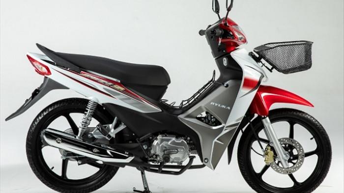 Loạt xe máy phổ thông giá rẻ, hút khách tại Thái Lan, khách Việt ao ước