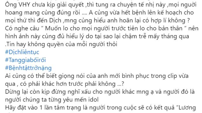 Nhiều sao Việt chia sẻ khi biết Hoài Linh bị ung thư tuyến giáp - 2