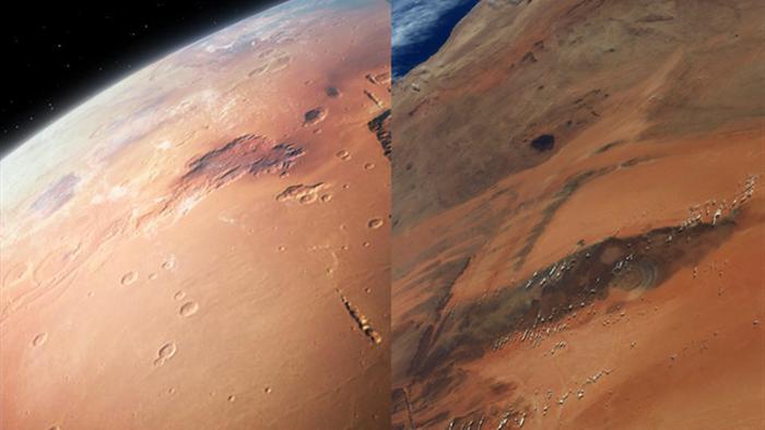 Sốc trước tấm ảnh Trái đất tươi đẹp nhìn chẳng khác gì sao Hỏa cằn cỗi - 2