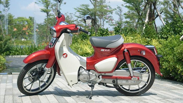10 xe máy Honda tốt nhất mọi thời đại - 10