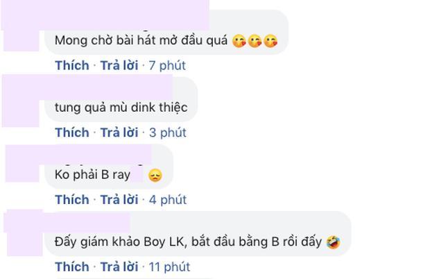 LK trở thành HLV Rap Việt: người phấn khích, kẻ hụt hẫng-3