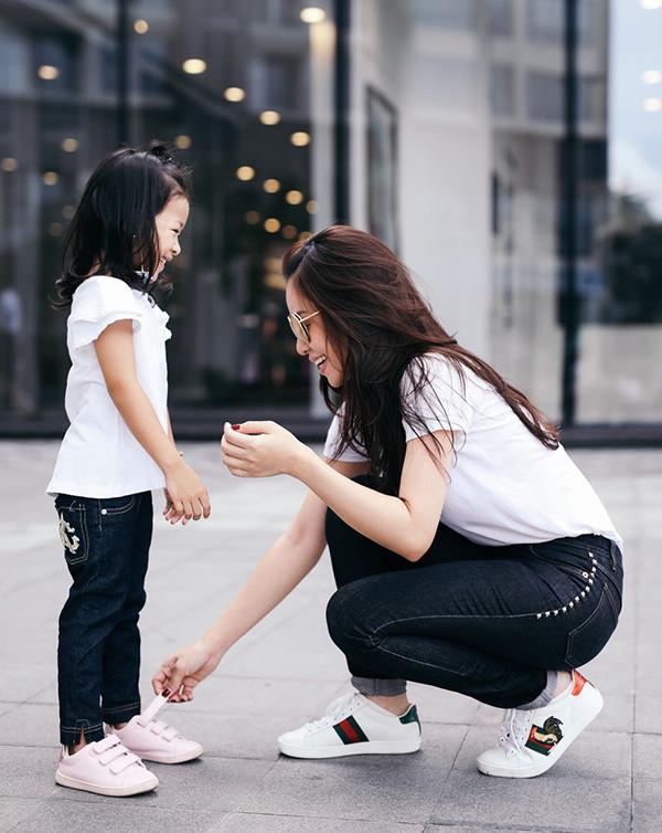 Mai Phương Anh - Mẹ trẻ 3 con sở hữu gu thời trang sang chảnh - 1