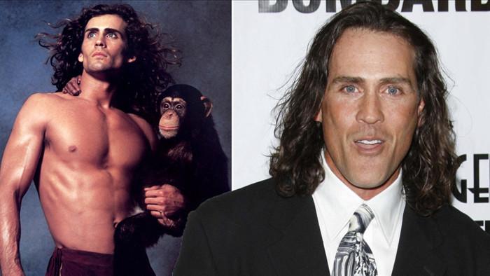 Diễn viên nổi tiếng vai 'Tarzan' tử nạn vì máy bay lao xuống hồ