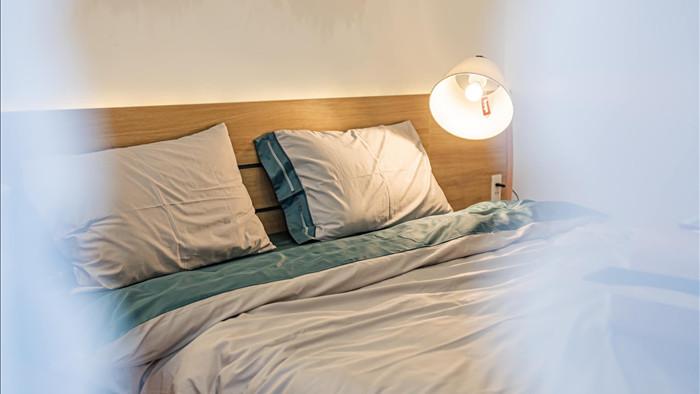 Nhà phố đầy đủ công năng với thiết kế như resort cực chill của vợ chồng trẻ ở Đà Nẵng - Ảnh 13.