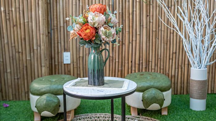 Nhà phố đầy đủ công năng với thiết kế như resort cực chill của vợ chồng trẻ ở Đà Nẵng - Ảnh 19.