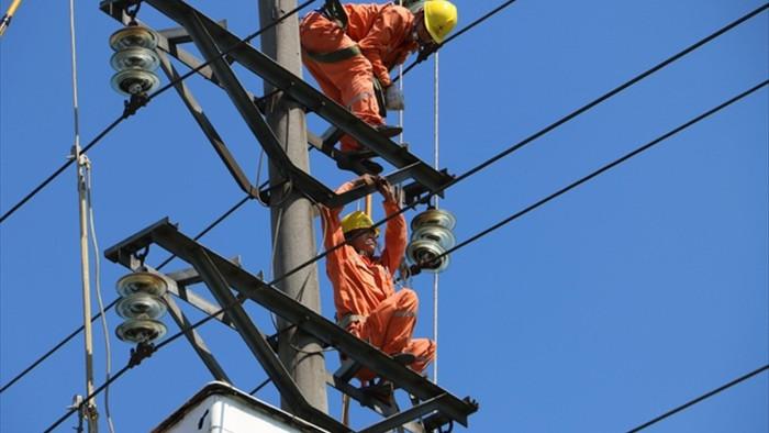 Miền Bắc nắng nóng đỉnh điểm trên 40 độ C, EVN khuyến cáo tiết kiệm điện - 1