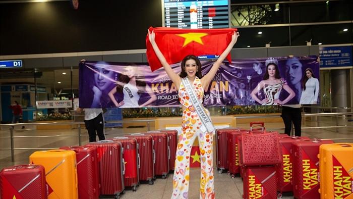 Hoa hậu Khánh Vân: Nói vương miện giúp tôi đổi đời là không đúng lắm - 1