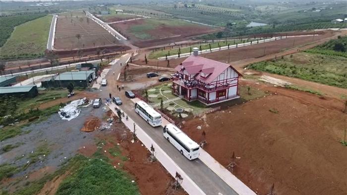 Xẻ đồi thành 1.000 đất nền để bán: Nhiều chỉ đạo quyết liệt ở Lâm Đồng - 1