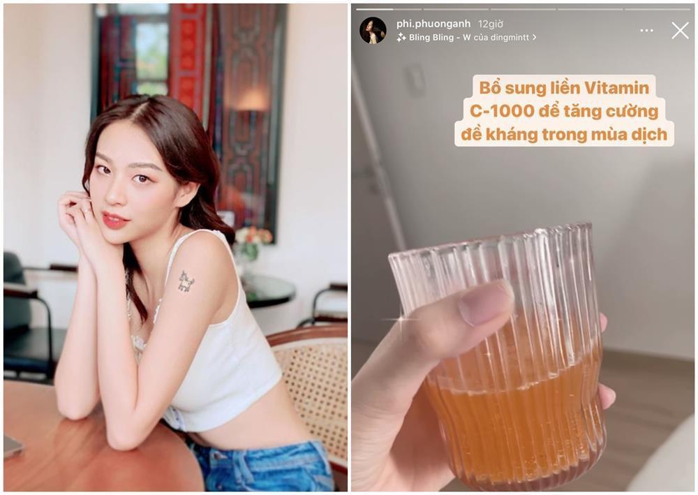Thức uống healthy giúp mỹ nhân Việt làm đẹp da, giữ dáng mùa dịch-3