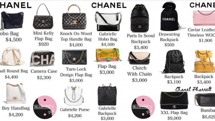 Một phần trong bộ sưu tập túi xách tiền tỷ của Jennie