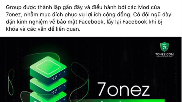 Hiếu PC lập group hỗ trợ miễn phí người dùng Facebook bảo mật và lấy lại tài khoản bị khoá, ai thường bị bay màu phải vào ngay! - Ảnh 2.