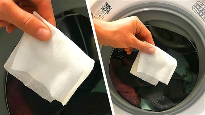 Lợi ích bất ngờ của việc cho khăn ướt vào máy giặt  - 3