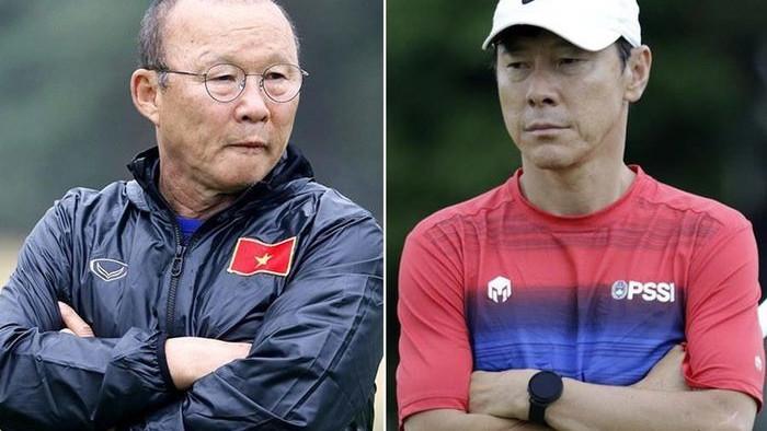 Báo Indonesia: Shin Tae-yong đẳng cấp hơn HLV Park Hang Seo - 1