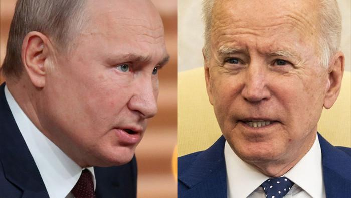 Tổng thống Putin nói thẳng về hội nghị thượng đỉnh với ông Biden