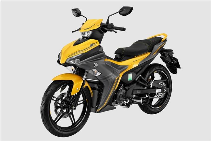 Yamaha Exciter 155 có thêm phiên bản giới hạn tại Việt Nam-1
