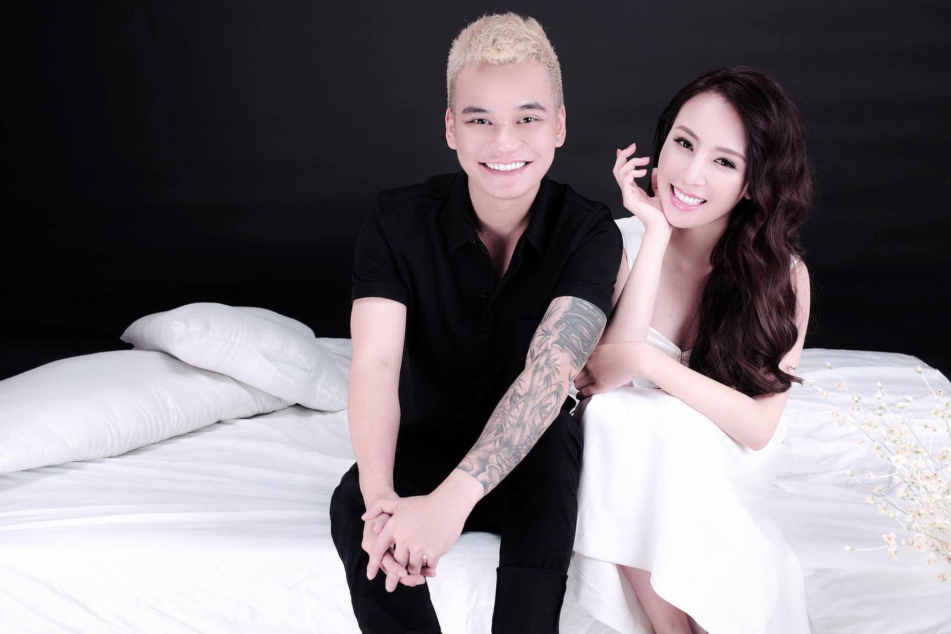 Vợ DJ nóng bỏng, sinh đôi hai con cho ca sĩ Khắc Việt-3